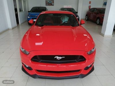 usado Ford Mustang GT Mustang 5.0 TiVCT V8 307kW Fastsb.