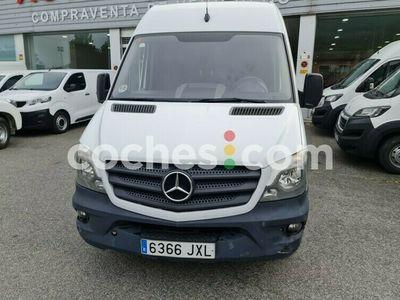 usado Mercedes Sprinter Ch.dcb. 314cdi Largo 143 cv en Navarra
