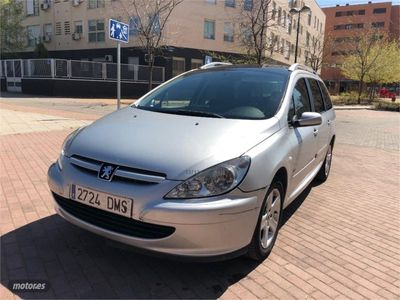 used Peugeot 307 SW 1.6 HDi Pack