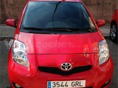 usado Toyota Yaris 1.3 Vvti Ts 5p. -10