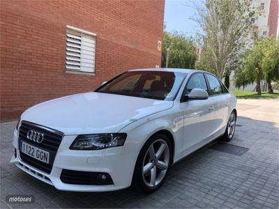 gebraucht Audi A4 2.0 TDI 143cv DPF