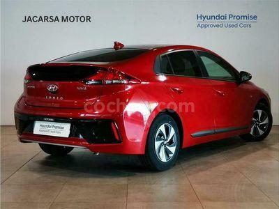 usado Hyundai Ioniq Hev 1.6 Gdi Klass 141 cv en Jaen