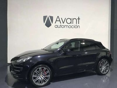 usado Porsche Macan Turbo/Approved/Full Equip