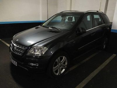 usado Mercedes ML300 CDI BE 4M Edición Limitada Aut.