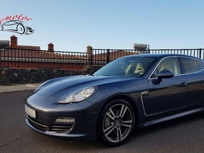 usado Porsche Panamera 4.8 S