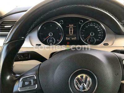 usado VW CC Passat Cc2.0tdi Bmt 140 cv en Madrid