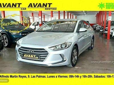 usado Hyundai Elantra 1.6 MPI Klass