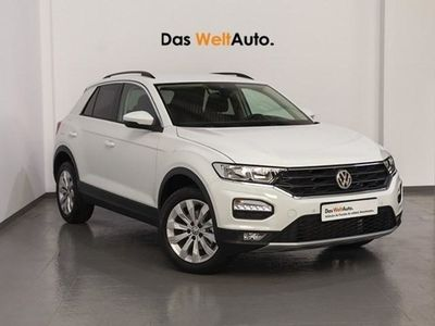 usado VW T-Roc 1.0 TSI Advance 85 kW (115 CV)
