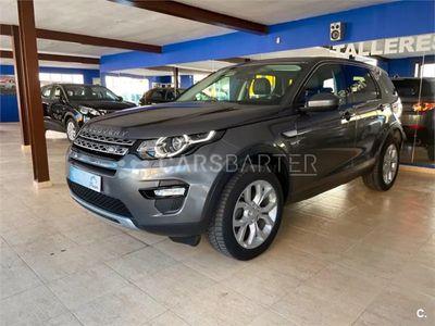 usado Land Rover Discovery Sport 5p