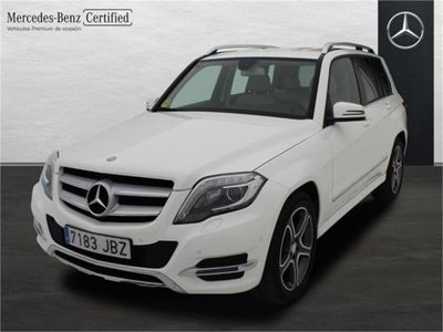 usado Mercedes GLK220 CDI GLK BE 4M Aut.
