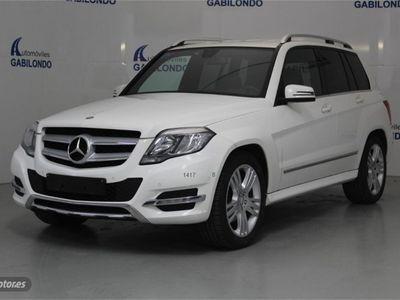 usado Mercedes GLK220 CDI BT 4M Aut.