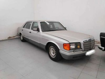 usado Mercedes 500 500SEL w126