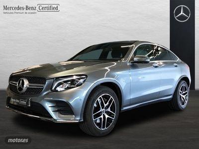 usado Mercedes GLC220 d Coupé 4Matic Aut. AMG-LINE