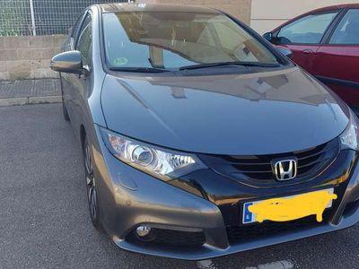 usado Honda Civic Tourer 1.6i-DTEC Lifestyle