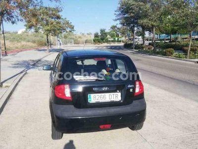 usado Hyundai Getz 1.1 63 cv en Madrid