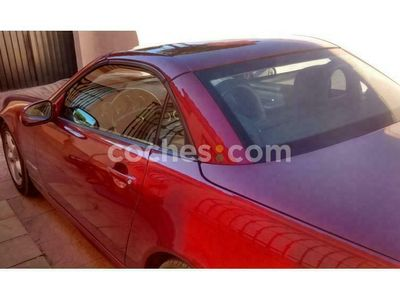 usado Mercedes SLK200 Clase SlkKompressor 163 cv en Cadiz