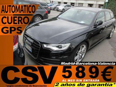 used Audi A6 3.0BiTDI Quattro Tiptronic 230kW (313CV)