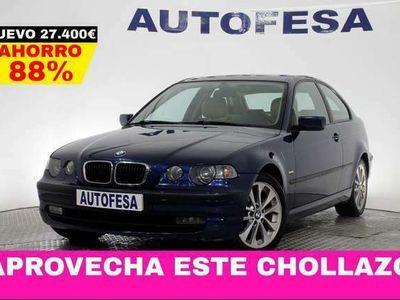 usado BMW 318 Compact 318ti 143cv 3p Auto del 2003