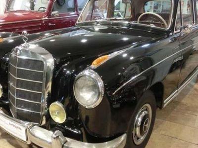 usado Mercedes 220 año 1957 1 KMs