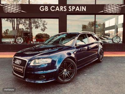 usado Audi RS4 4.2 FSI quattro Avant