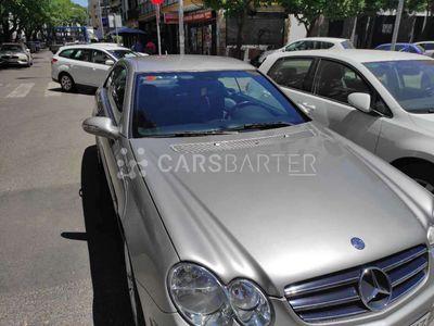 usado Mercedes CLK200 Otros 2p