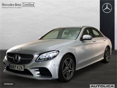 usado Mercedes C200 Clase C9G-Tronic