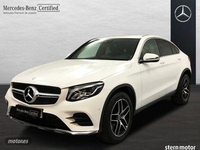 usado Mercedes GLC220 Clase GLCd 4Matic Coupe