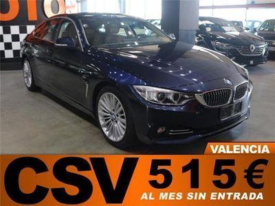 usado BMW 430 430 D XDRIVE LUX.AUT. G.COUPÉ 258CV'515€/MES'