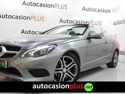 usado Mercedes 250 Clase E CABRIOCDI BE AVANTGARDE 2P