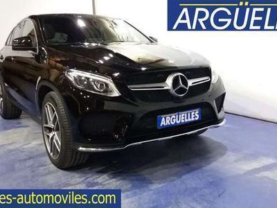 usado Mercedes GLE350 d Coupe 4 Matic AMG Line