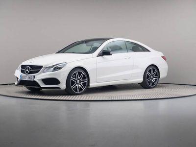 usado Mercedes E220 E-Klasse CoupeBluetec