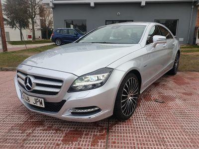 usado Mercedes CLS350 350CDI BE (9.75) Aut.