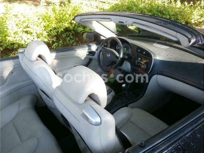 usado Saab 9-3 Cabriolet 1.9tid Linear Sport A6 150 cv en Girona