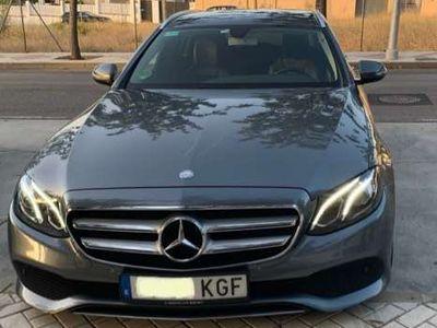 usado Mercedes E220 Estate d 9G-Tronic