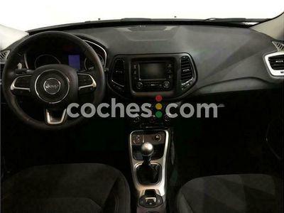 usado Jeep Compass 1.6 Mjt Longitude 4x2 120 cv en Barcelona