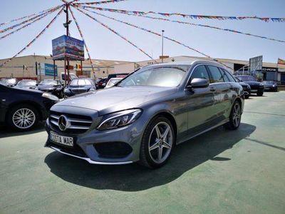 usado Mercedes 250 C Estate d 4Matic 7G Plus