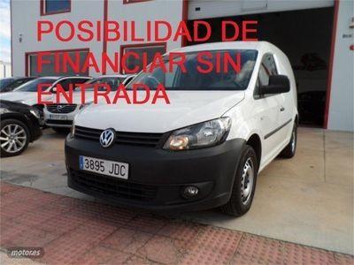 usado VW Caddy Furgon 1.6 TDI 75CV
