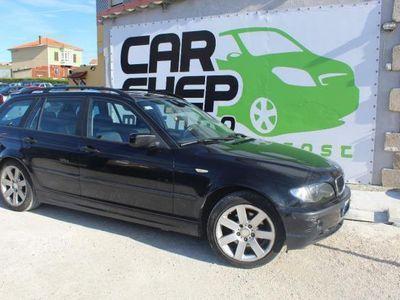 usado BMW 320 d turbodiesel Attiva