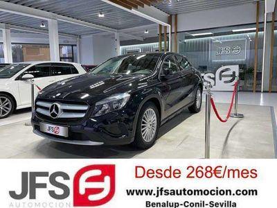 usado Mercedes GLA200 ClaseStyle 7G-DCT