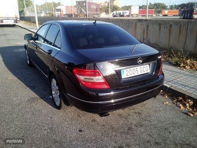 usado Mercedes C320 Clase