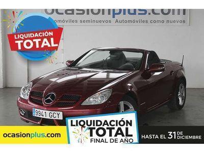 usado Mercedes SLK200 K (184CV)
