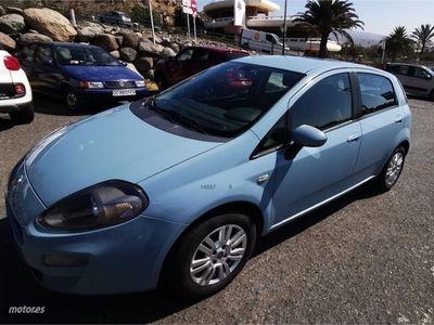 used Fiat Punto 1.4 8v Easy 77 CV Gasolina SS EU6
