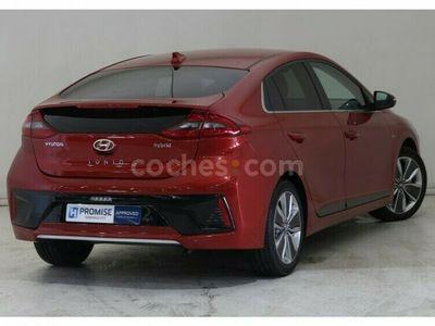 usado Hyundai Ioniq Hev 1.6 Gdi Tecno 141 cv en Madrid
