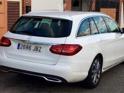 usado Mercedes C220 Clase CBluetec Estate 5p. -15