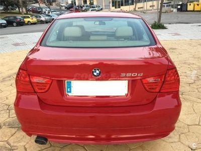 usado BMW 320 Serie 3 d 4p. -10