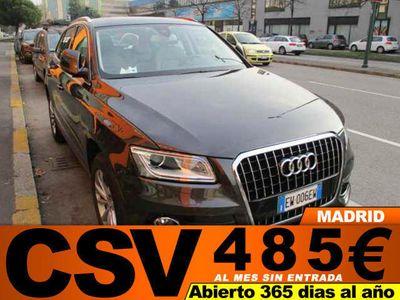 brugt Audi Q5 3.0TDI V6 258CV QUATTRO S-TRONIC *GPS, 485€/M*