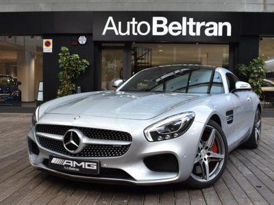 usado Mercedes AMG GT S AMG DYNAMIC - IVA DEDUCIBLE - COMAND