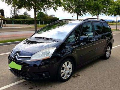 usado Citroën Grand C4 Picasso 1.6HDI Exclusive CMP