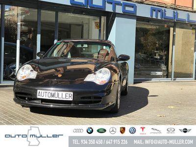 usado Porsche 911 Targa