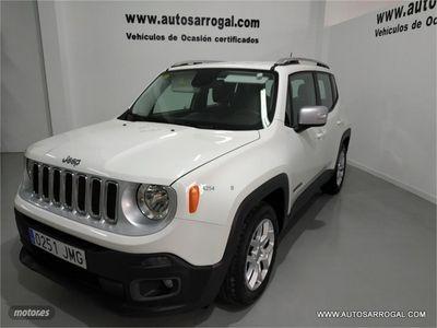 usado Jeep Renegade 1.4 Mair Limited 4x2 140 CV